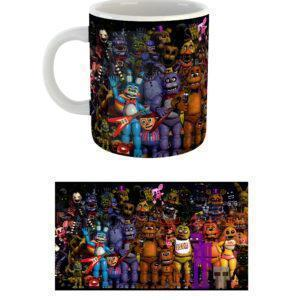 Five Nights at Freddy's 01